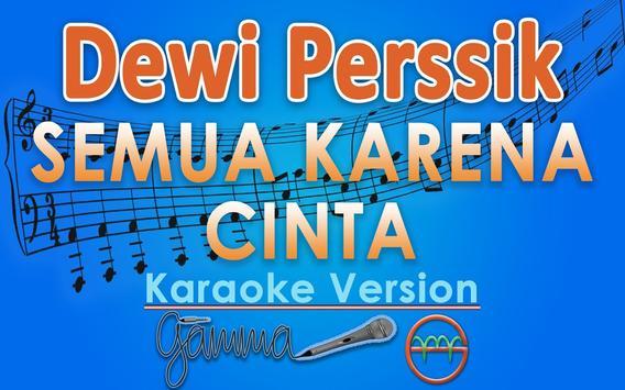Koleksi Lagu Dewi Persik تصوير الشاشة 2