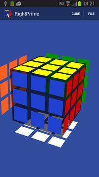 Rubik's Cube Solver poster