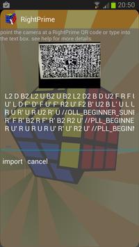 Rubik's Cube Solver screenshot 1