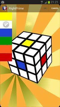 Rubik's Cube Solver screenshot 2