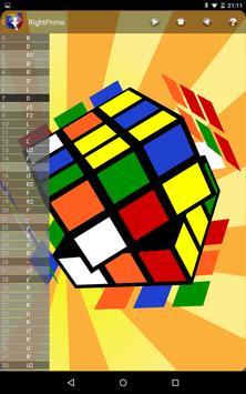 Rubik's Cube Solver screenshot 5