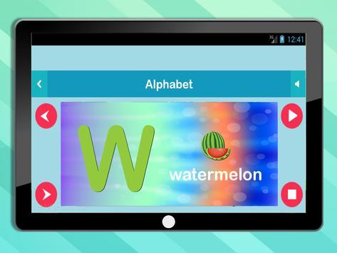 ABC Kids Alphabet screenshot 12