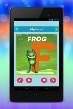 ABC Kids Alphabet screenshot 2