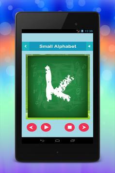 ABC Kids Alphabet screenshot 3