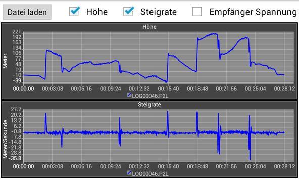 Picolario Log Viewer apk screenshot