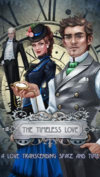 The Timeless Love. Interactive story poster