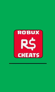 Robux For Roblox Tips poster
