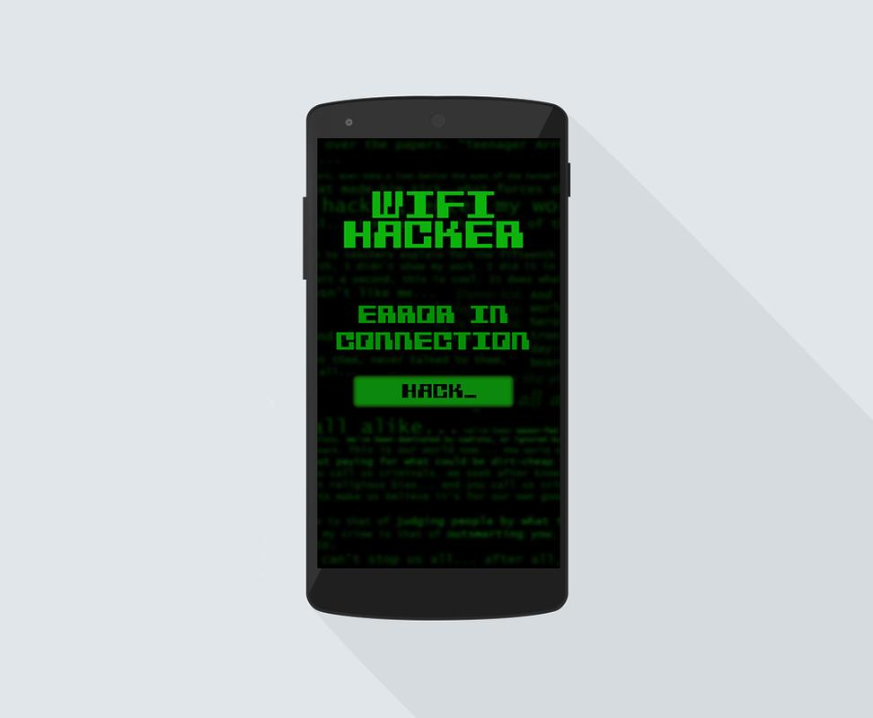 Wifi Hacker Prank for Android - APK Download