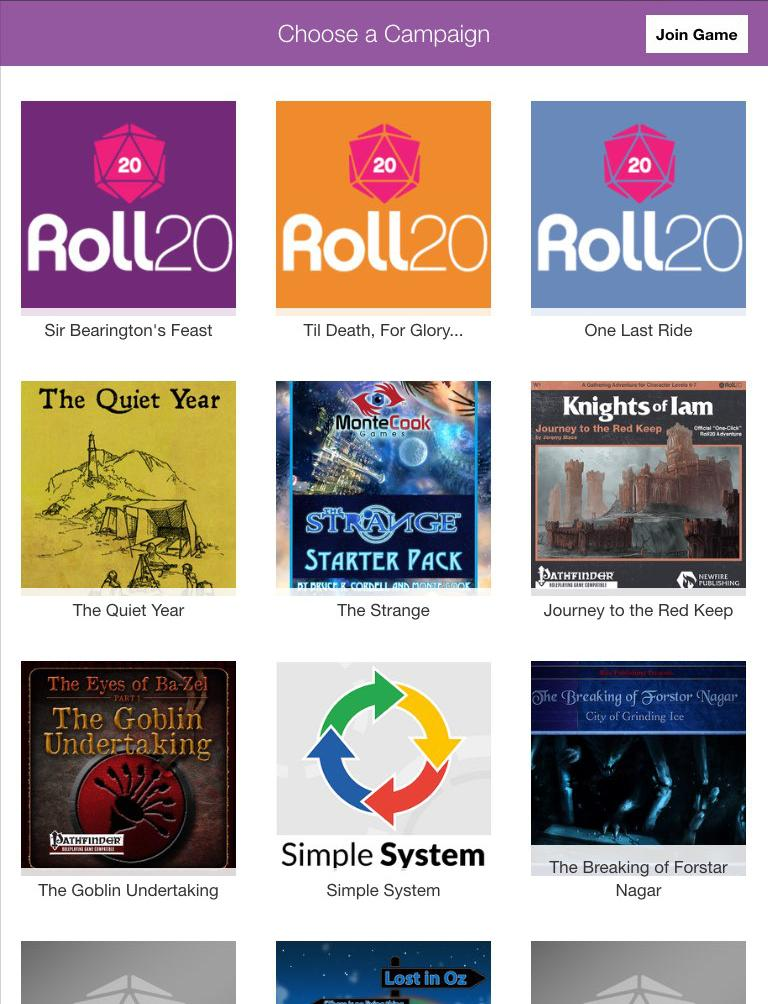 Roll20 for Android - APK Download