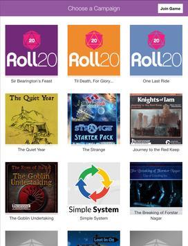 Roll20 скриншот 2