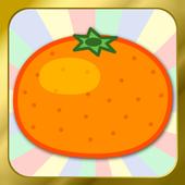 Mandarin Picking icon