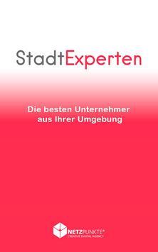StadtExperten Buchholz poster
