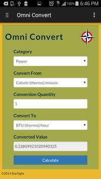 Omni Unit Converter poster