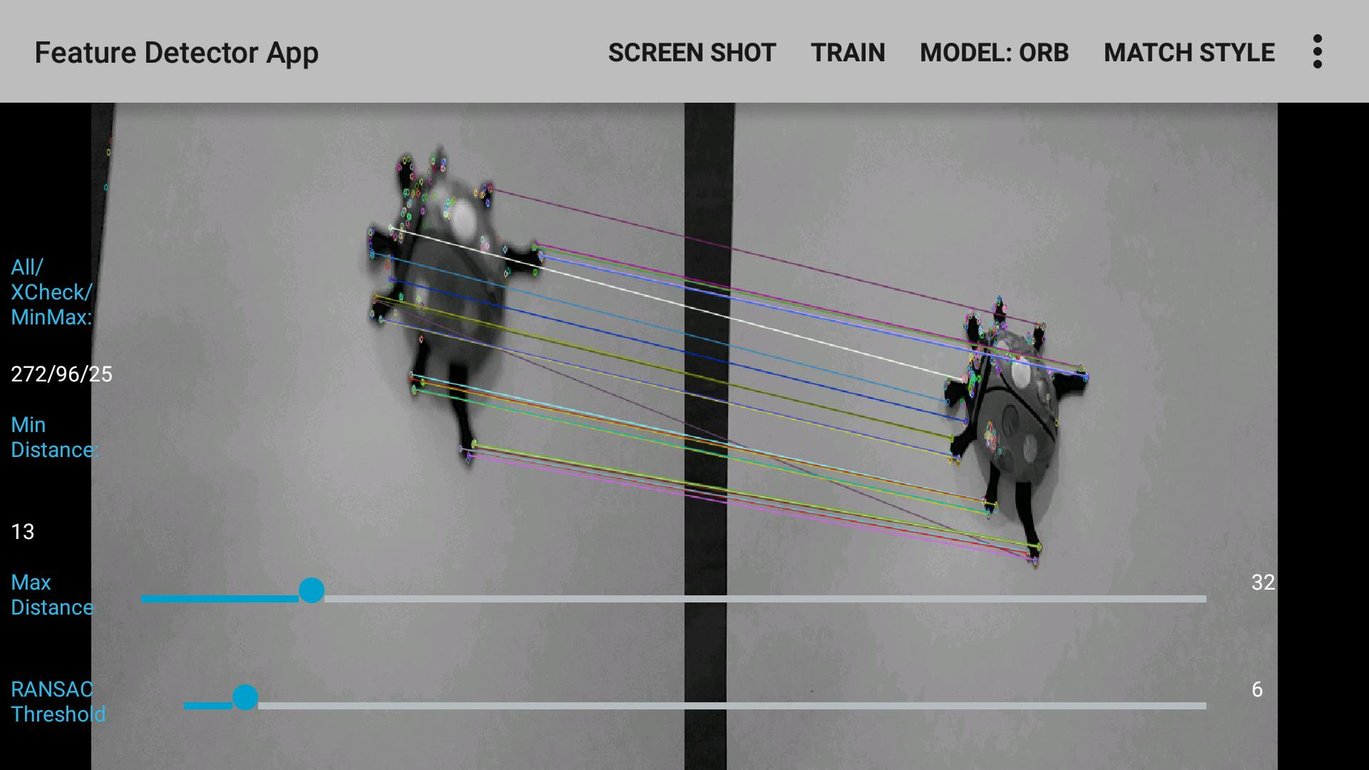 Feature Detection using OpenCV for Android - APK Download