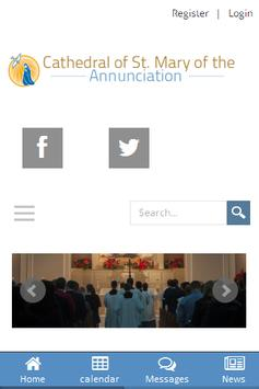 St. Mary of the Annunciation poster