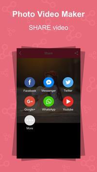 Video Maker: Slideshow apk screenshot