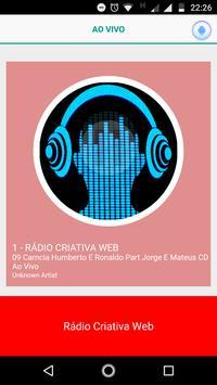 RADIO CRIATIVA WEB poster
