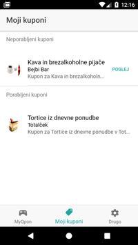 MyQpon apk screenshot