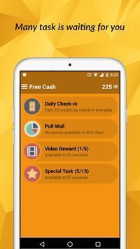 Free Cash screenshot 1