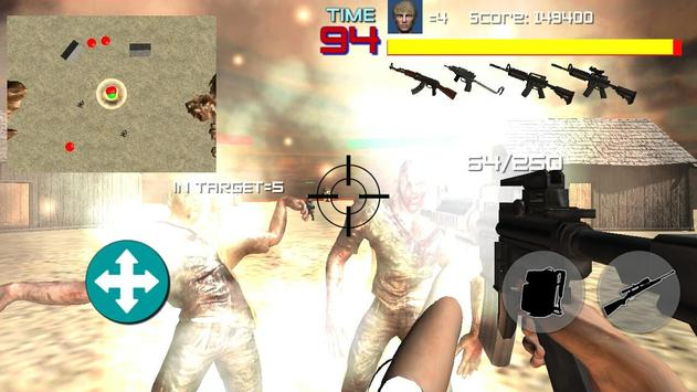 FPS Shooter Game HELL MISSION screenshot 4