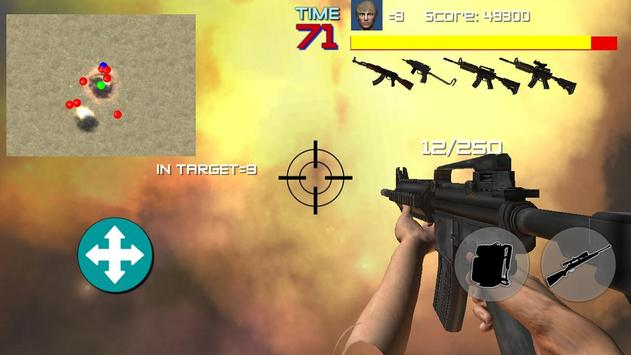 FPS Shooter Game HELL MISSION screenshot 3