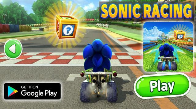🕹️ Subway Sonic Car screenshot 2