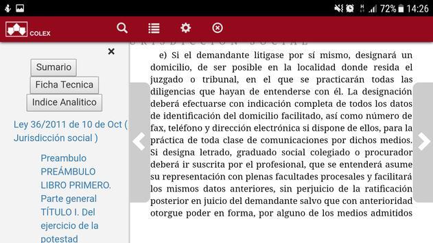 Colex Reader apk screenshot