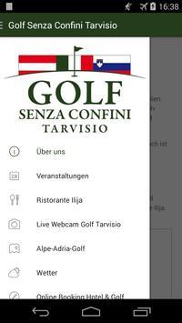 Golf Senza Confini Tarvisio poster