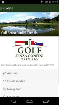 Golf Senza Confini Tarvisio apk screenshot