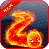 Fire Invisible Skins Slitherio icon