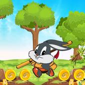 Super Rabbit Bunny moba icon