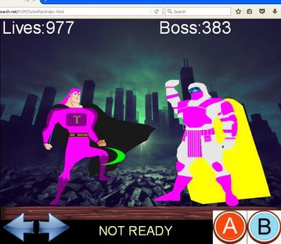 TurboMan screenshot 1
