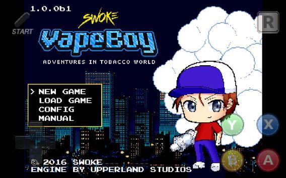 Swoke VapeBoy (x86) poster