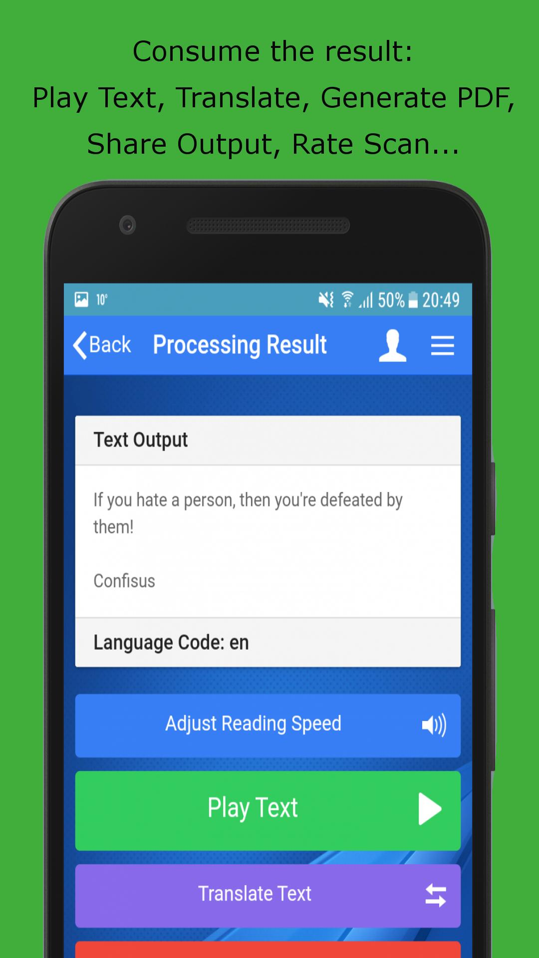 I2S OCR for Android - APK Download