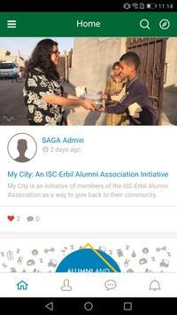 SABIS® SAGA screenshot 1