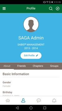 SABIS® SAGA screenshot 2