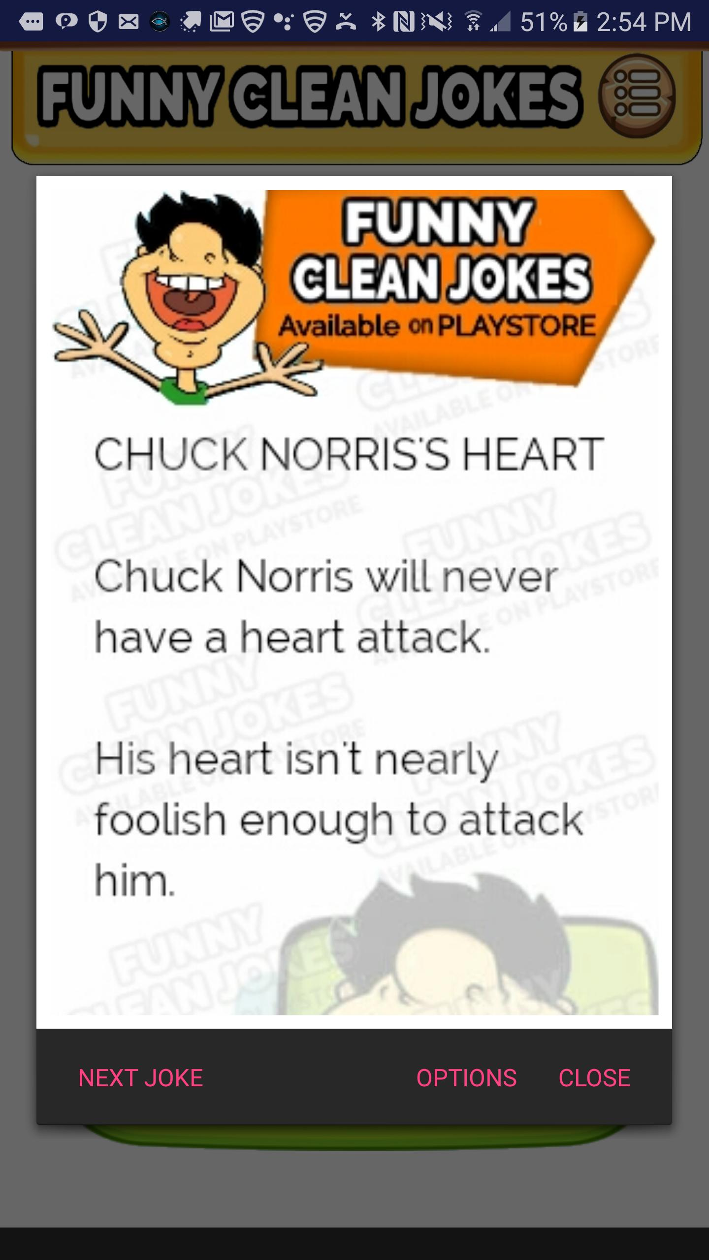 YOUKS Funny Clean Jokes for Android - APK Download