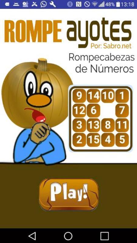 Rompe Ayotes Juego Guatemala Descarga Apk Gratis Juegos De Mesa