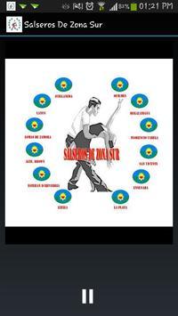 Radio Salseros De Zona Sur poster