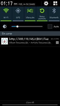 Radio Salseros De Zona Sur apk screenshot
