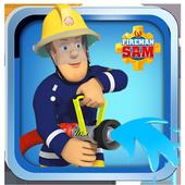 Hero Fireman™ : Mission Sam Fire Jungle Adventure icon