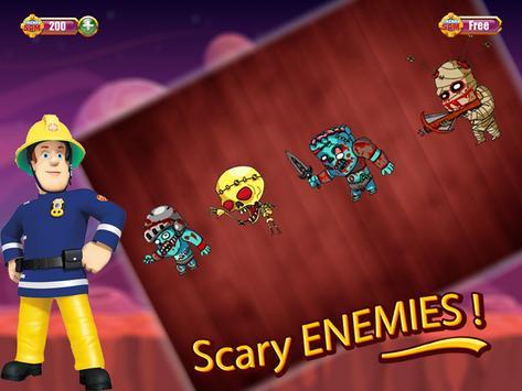 Hero Fireman™ : Mission Sam Fire Jungle Adventure screenshot 2