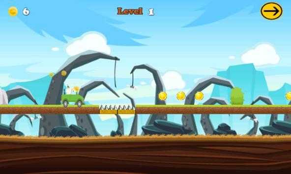 Samurai Jaky apk screenshot