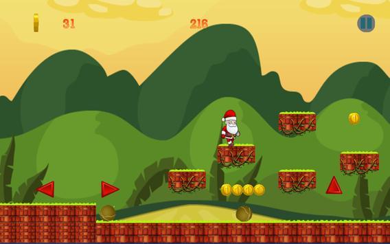 Santa Adventure Run screenshot 8