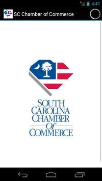 SC Chamber of Commerce poster