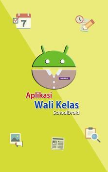 Aplikasi Wali Kelas poster