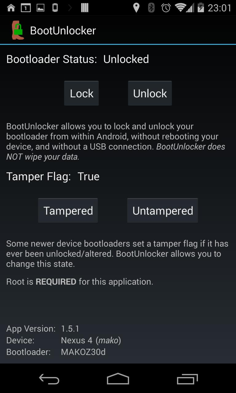 BootUnlocker for Android - APK Download
