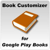 Book Customizer icon