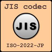 JIS codec icon