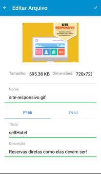 selfHotel Cloud screenshot 2